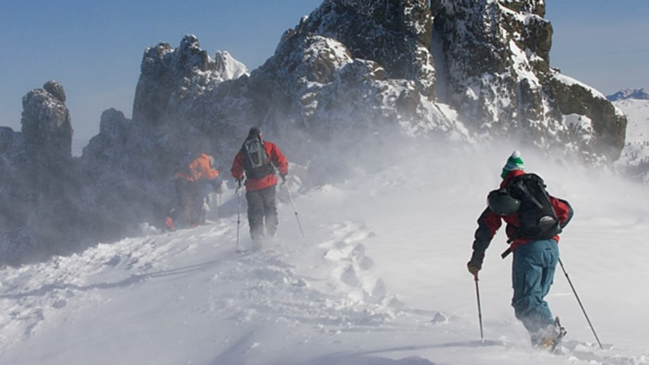 Four High-End Backcountry Skiing Adventures