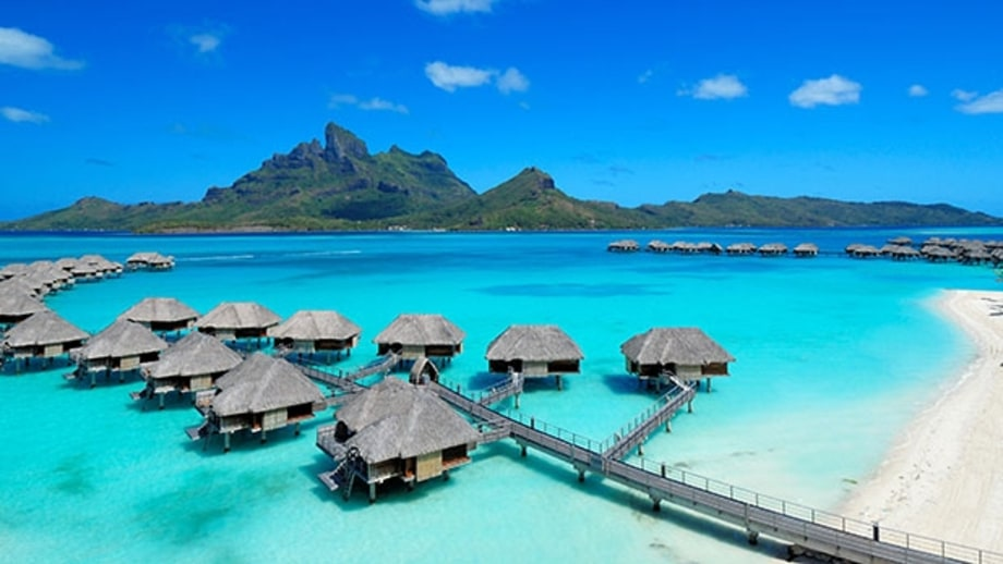 Four Seasons Bora Bora (Leeward Islands, French Polynesia)