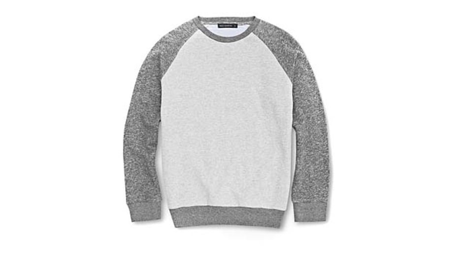 Raglan: French Connection's Mixed Striped