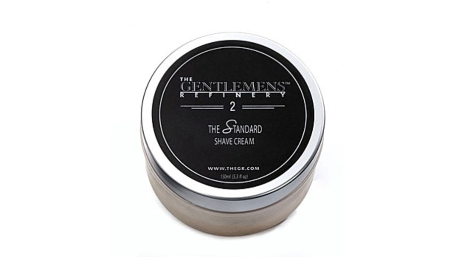 The Gentleman's Refinery Shave Cream
