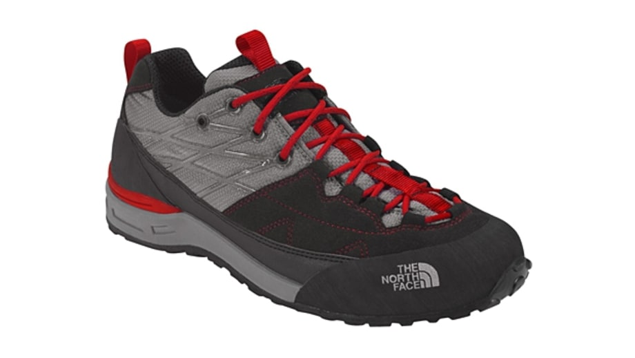 North Face Verto Approach trail shoes.