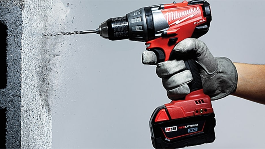 Milwaukee M18 Fuel 1/2-inch Drill/Driver Kit