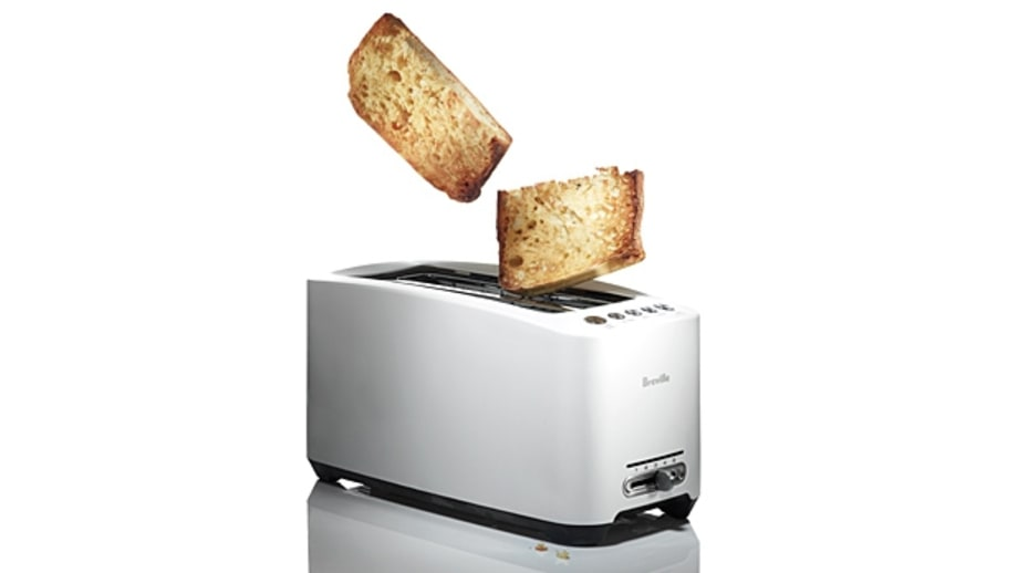 High-Tech Toasters for the Up-to-Date Kitchen