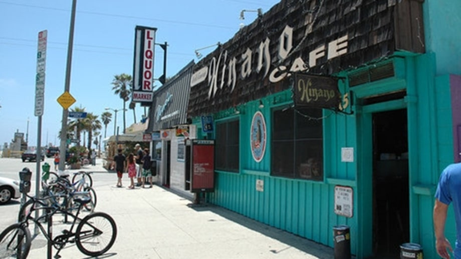 Top Cafe In Near Venice Beach