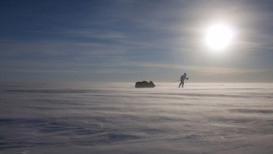 How to Walk to the South Pole
