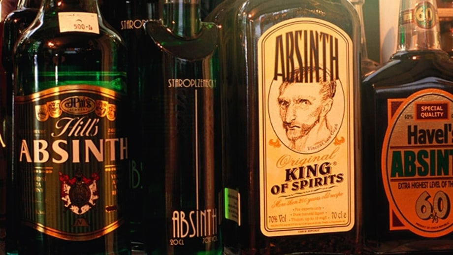 Drink real absinthe.