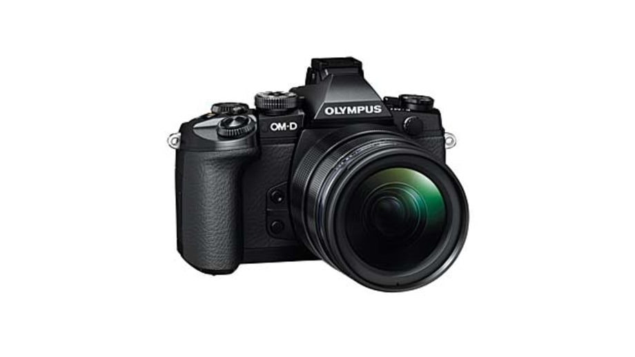 Interchangeable-Lens Cameras: Olympus OM-D E-M1