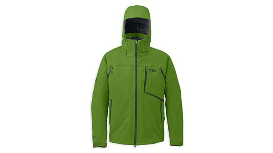 Best Jacket for Sidecountry Skiing: Outdoor Research Vanguard