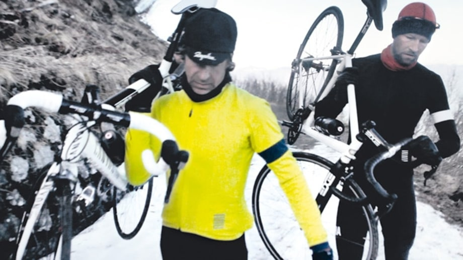Best Jacket for Winter Cycling: Rapha Pro Team
