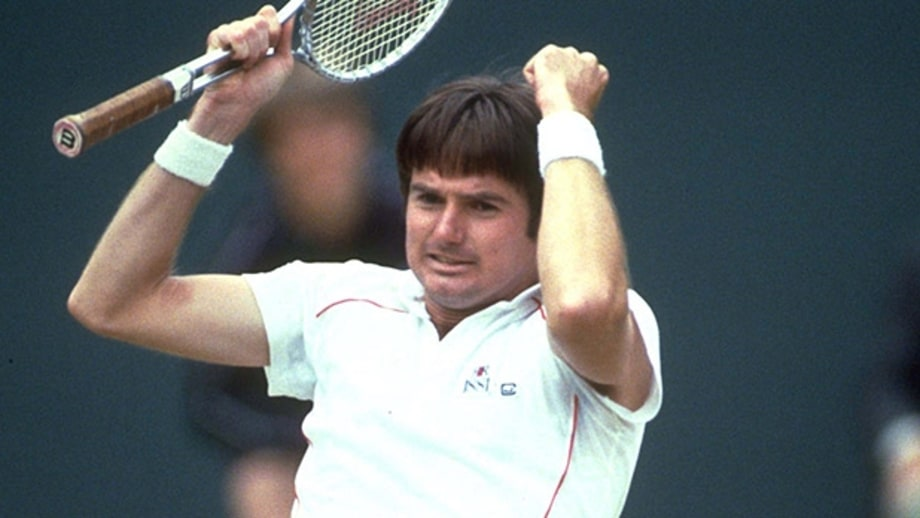 3. Jimmy Connors