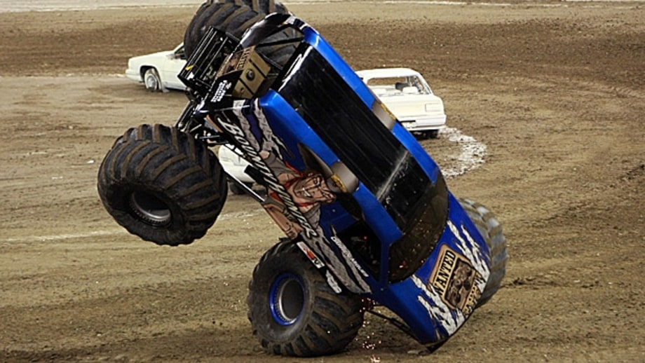 Kaboom Monster Truck Show - Los Angeles