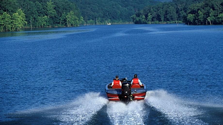 Table rock lake missouri kevin vandam 39 s 10 favorite for Table rock lake fishing