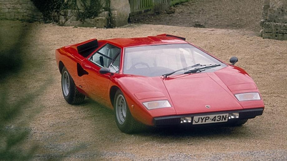 Lamborghini Countach 1974 89 The 15 Hottest Cars Of