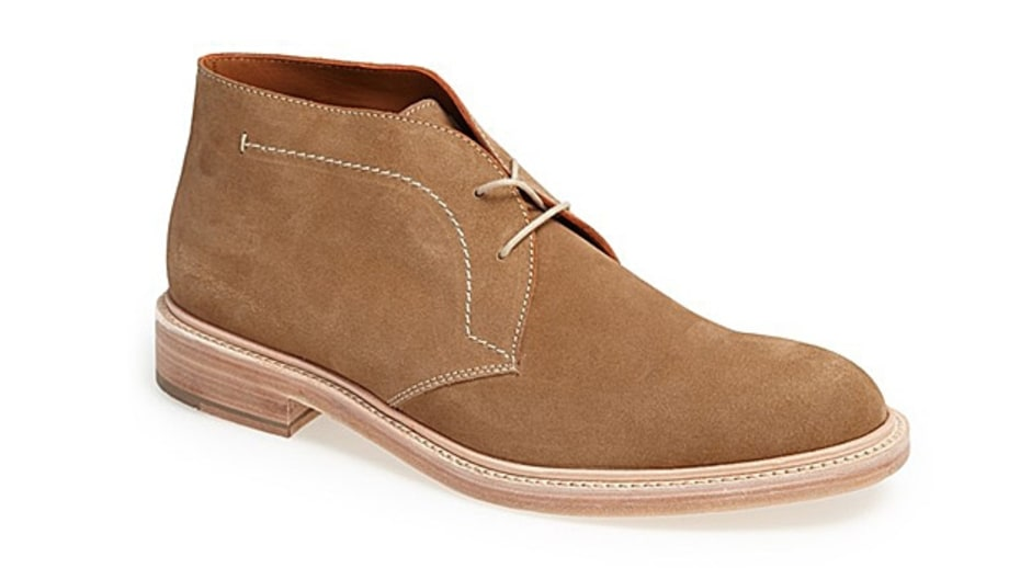 Lottusse's Suede Chukkas