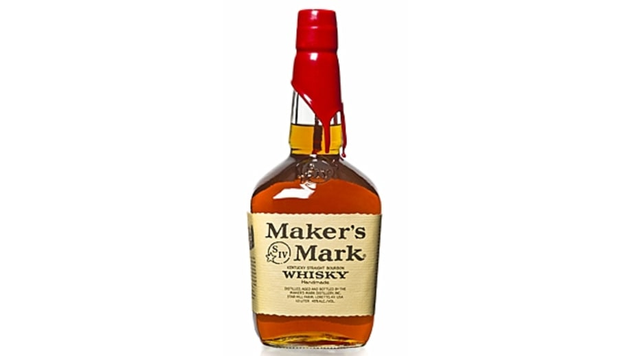 For Mixing: Maker's Mark