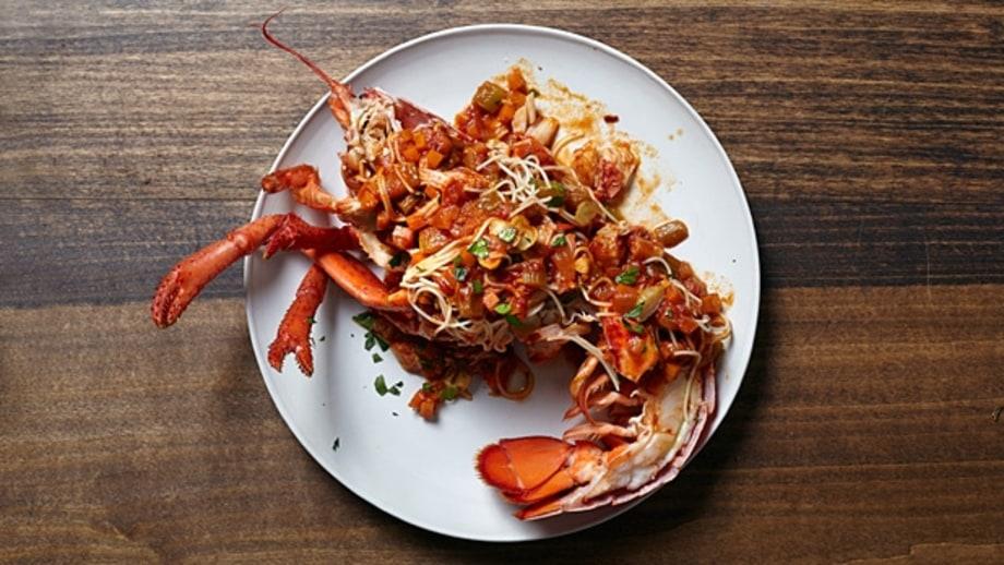 Mario Carbone's Lobster Fra Diavolo (Torrisi Italian ...