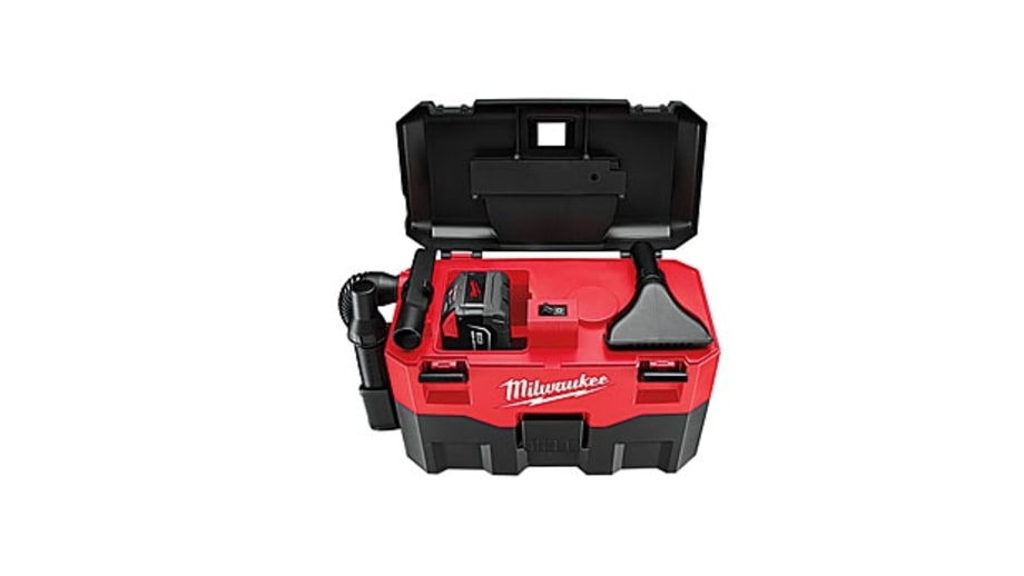Milwaukee Cordless Li-Ion Wet/Dry Vac