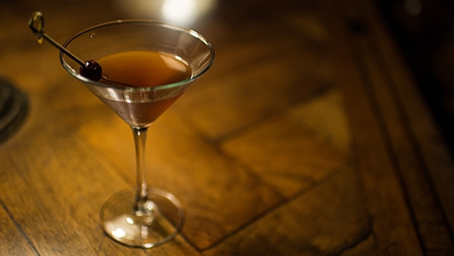 Best Twist on a Classic: Michter's Perfect Manhattan