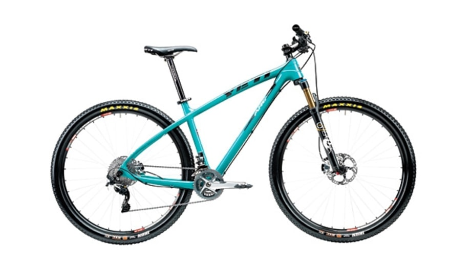The Hardcore Trail-Buster: Yeti Arc Carbon Enduro
