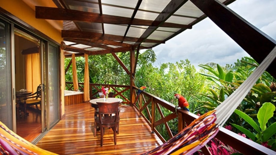 Nayara Hotel and Spa (Arenal Volcano National Park, Costa Rica)