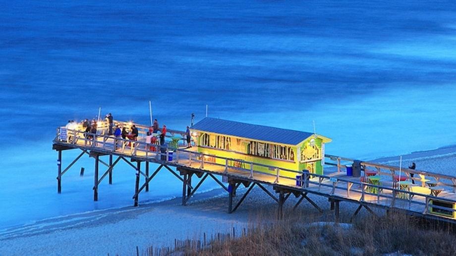 Ocean Grill Amp Tiki Bar Carolina Beach The 25 Best Beach