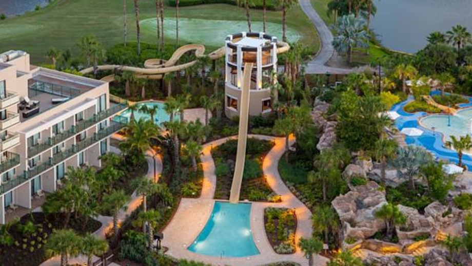 Orlando World Center Marriott The 10 Best Hotel Pools In America Men 39 S Journal