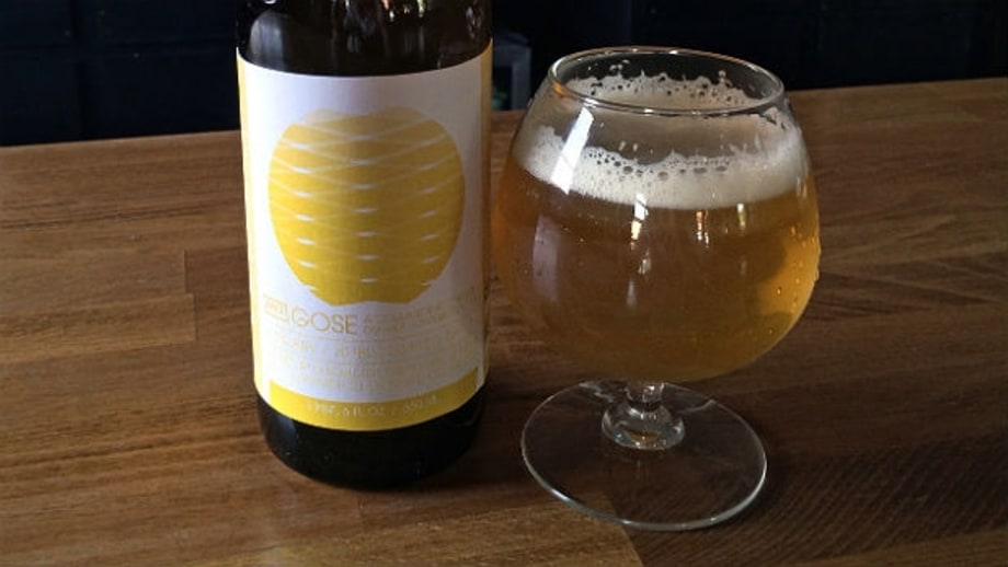 Our Mutual Friend Malt & Brew's Gose: Denver, Colorado