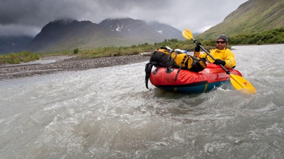 Packraft in alaska 50 last minute summer vacation ideas for Last minute vacation ideas