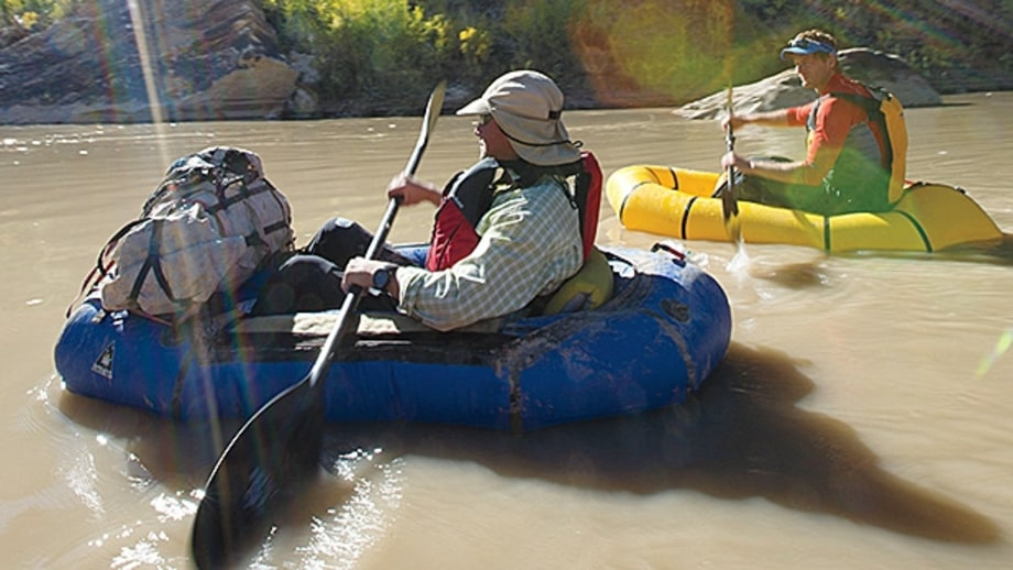 Packraft Utah's Canyonlands