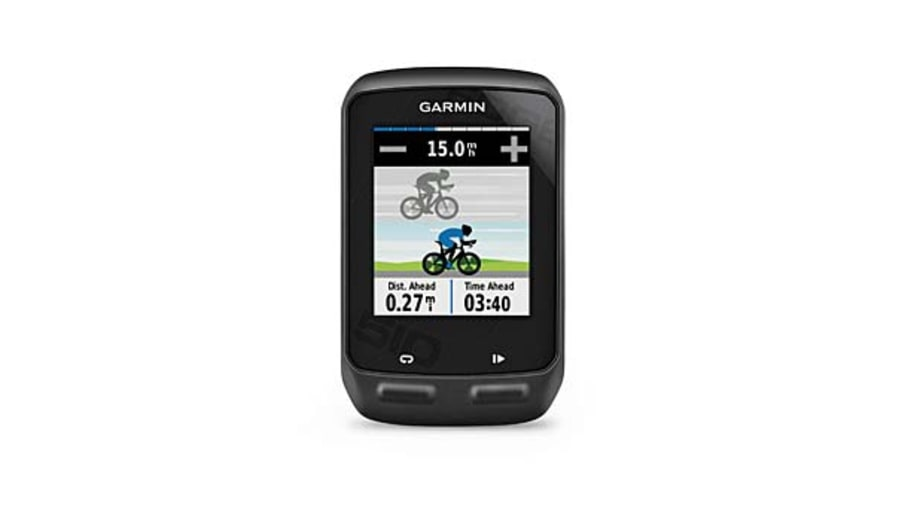 Cyclometer: Garmin Edge 510