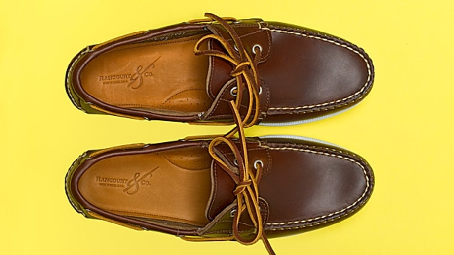 The Rancourt & Co. Boat Shoe