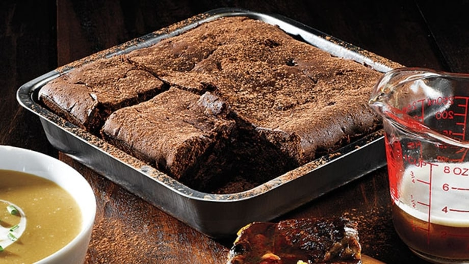 Rogue Chocolate Stout Brownies