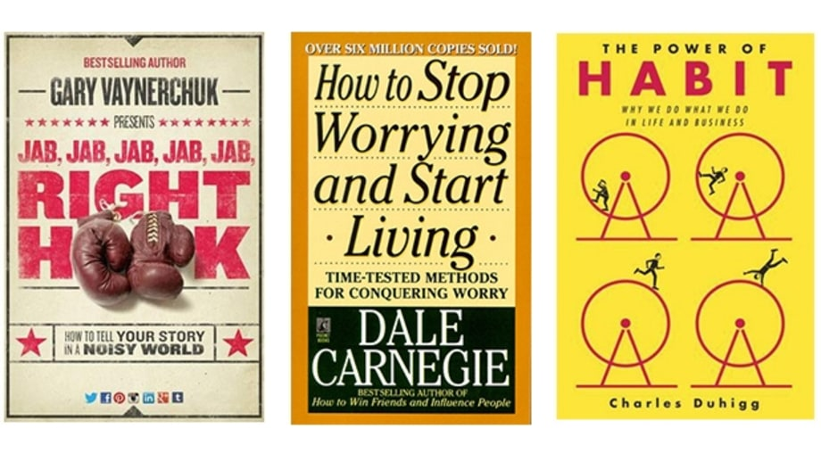 Self-Help Books That Don't Suck