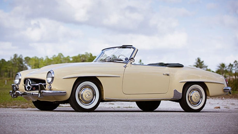 Mercedes-Benz 190SL (1955–1963)