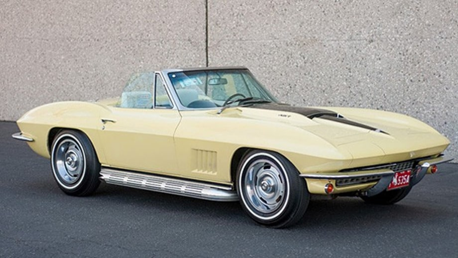 Mid-  to late-1960s Corvettes (1963–1972)