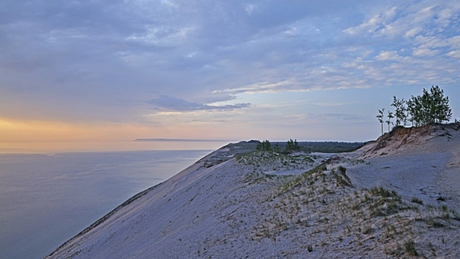 Peterson Road Beach, Michigan