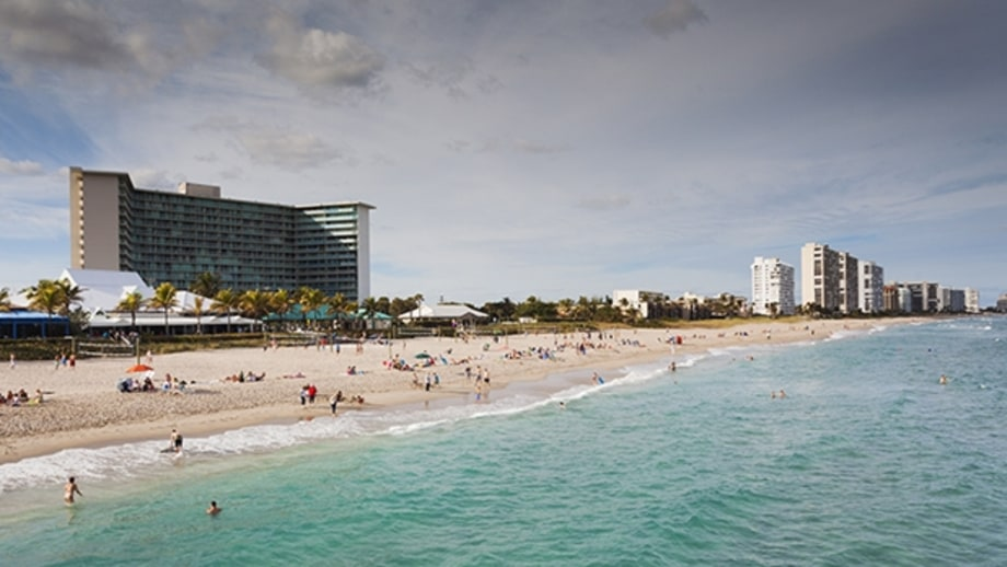 Instead Of Fort Lauderdale Florida Go To Deerfield Beach