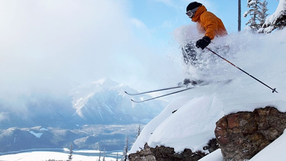Spring's Best Skiing
