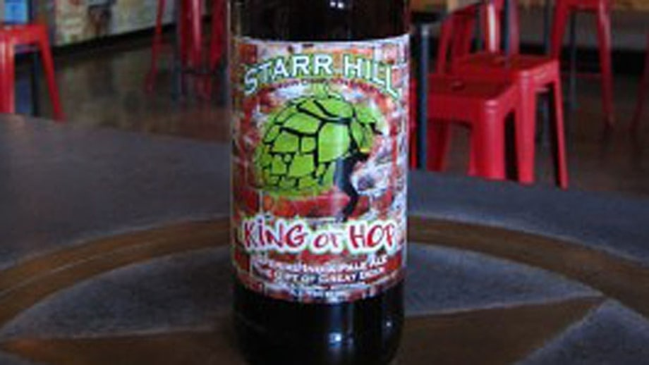 Star Hill's King of Hop