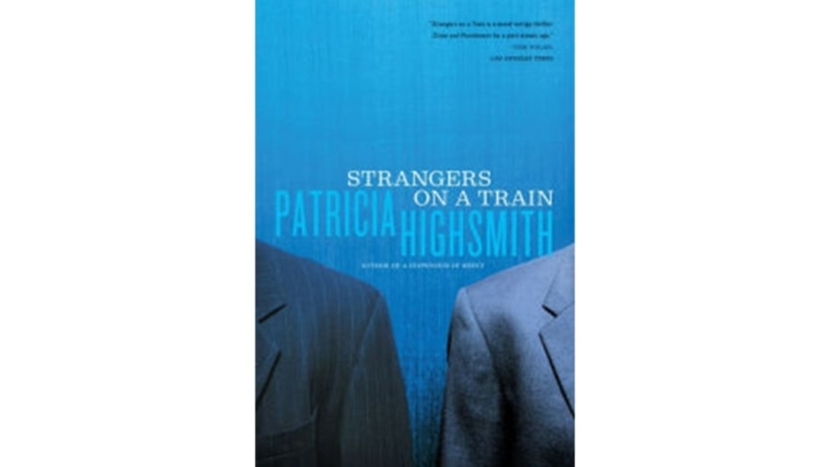 Strangers on a Train, Patricia Highsmith (1950)