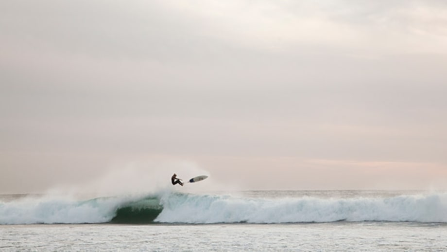 Surfing Mexico's Scorpion Bay