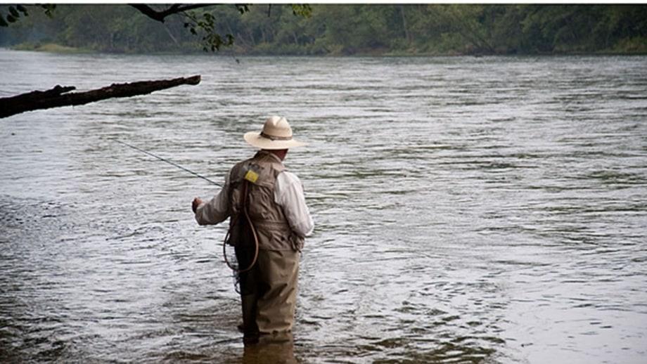 Table rock lake missouri bass pro 39 s johnny morris best for Good fishing places near me