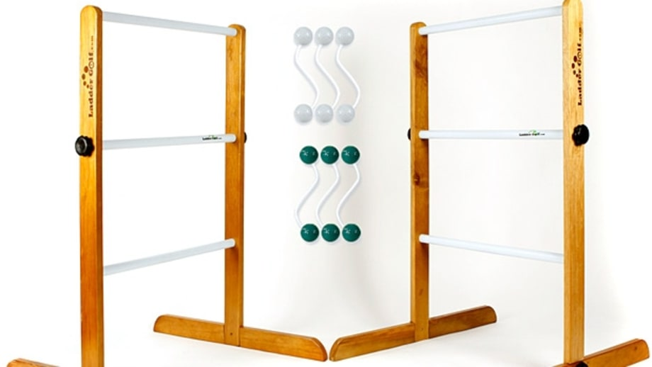 Double Ladder Ball Game (Tournament Edition)