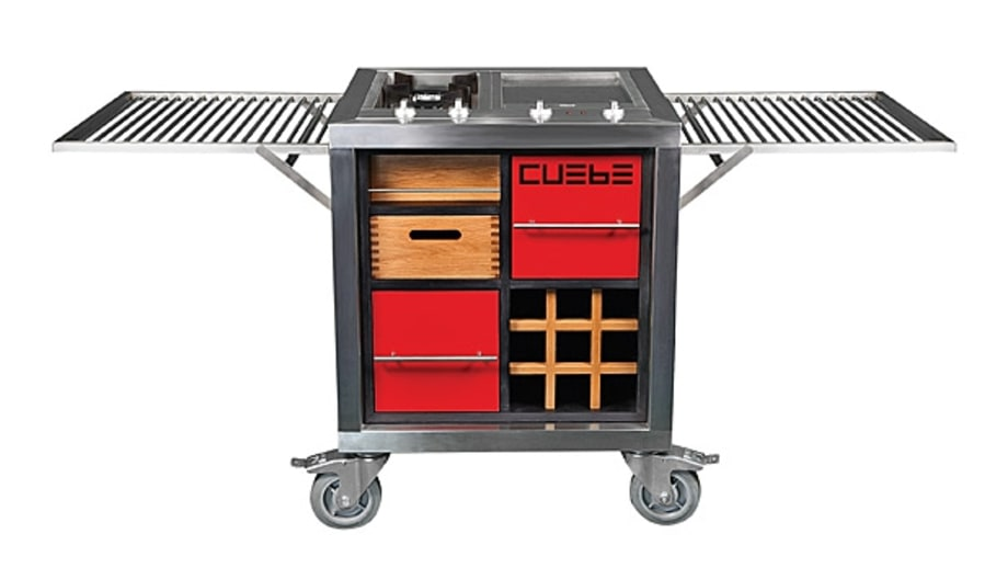 Cuebe Grill