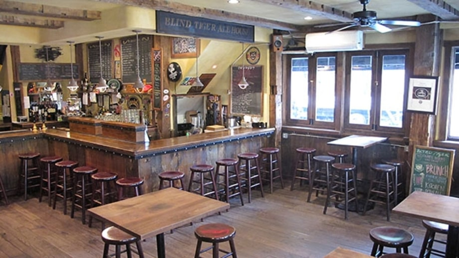 The blind tiger the best craft beer bars in america for Craft beer bars new york