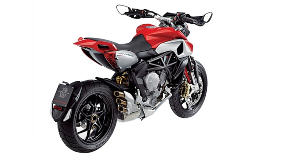 MV Agusta Rivale 800 Motorcycle