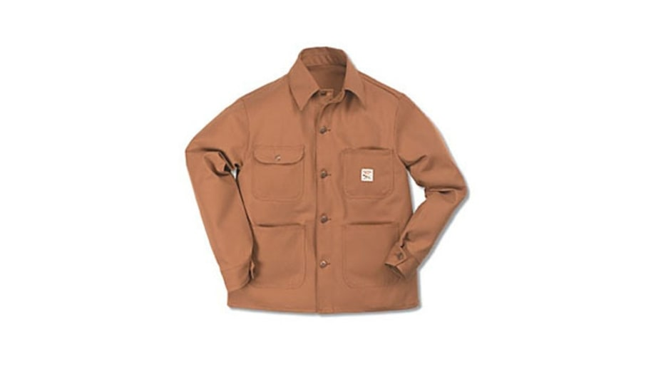 Pointer Brand's Brown Duck Chore Coat