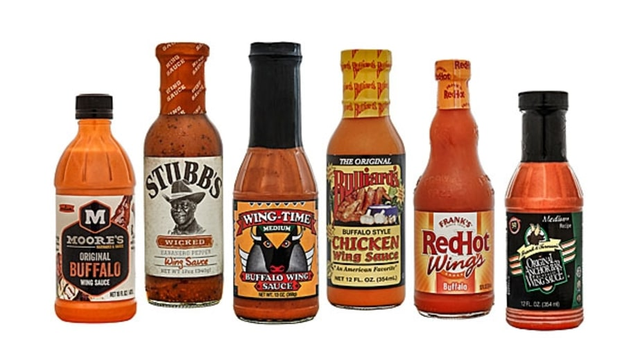 The Six Best Buffalo Wing Sauces