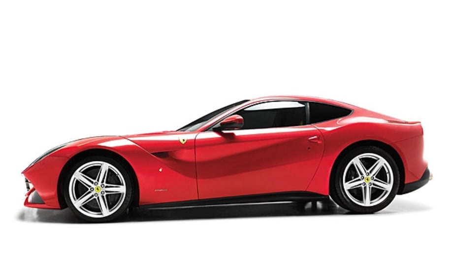 ferrari f12 berlinetta style and design 2012 perfect things men 39 s journal. Black Bedroom Furniture Sets. Home Design Ideas