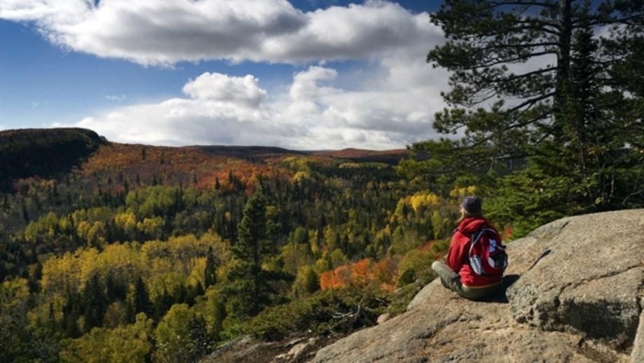 Rooms: The Superior Hiking Trail, Minnesota (11 Miles)